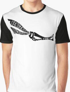 Donatello TMNT Black Graphic T-Shirt