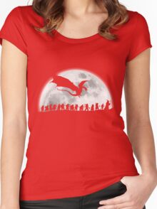 To Reclaim Our Homeland Women's Fitted Scoop T-Shirt