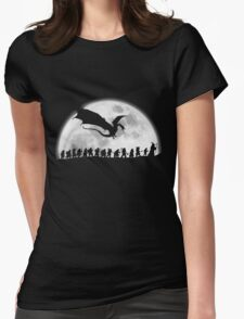 To Reclaim Our Homeland Womens Fitted T-Shirt