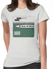 Filter - Short Bus - Alternative Womens Fitted T-Shirt