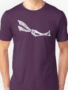 Donatello TMNT White T-Shirt