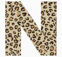 Leopard N Kids Tee