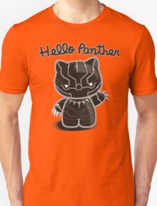 HELLO PANTHER T-Shirt