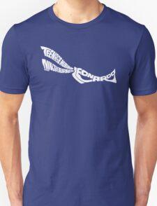 Leonardo TMNT White T-Shirt
