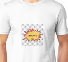 Comic strip Unisex T-Shirt
