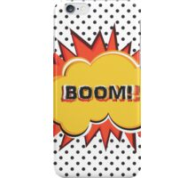 Comic strip iPhone Case/Skin