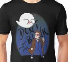Don't Blink Boo & Dr.who Unisex T-Shirt