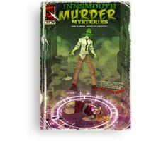 Innsmouth Murder Mysteries. Canvas Print