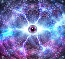 Eye Of The Universe Sticker