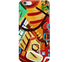 Abstract Interior #29 iPhone Case/Skin