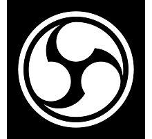 666 Triple Six (white) Photographic Print