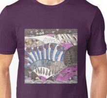 Finding dinner Unisex T-Shirt