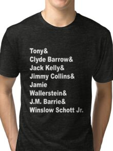 Jeremy Jordan Trash  Tri-blend T-Shirt