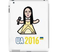 Ukraine 2016 iPad Case/Skin