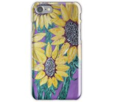 Sunflowers G-Pollard iPhone Case/Skin