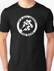 IT'S ALL ABOUT THE BASS RICKENBACKER T-Shirt