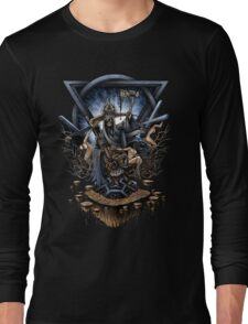 Winya No. 36-2 Long Sleeve T-Shirt