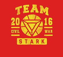 Civil War - Team Stark Unisex T-Shirt