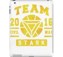 Civil War - Team Stark iPad Case/Skin
