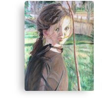 Sweet Mia Canvas Print