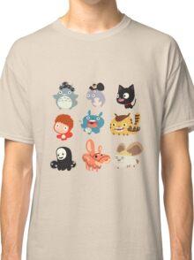 all caracter studio gibli Classic T-Shirt