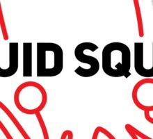 Squid Squad Sticker