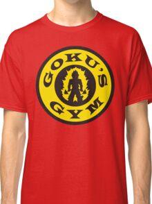 Goku's Gym (Gold's Gym Parody) Classic T-Shirt