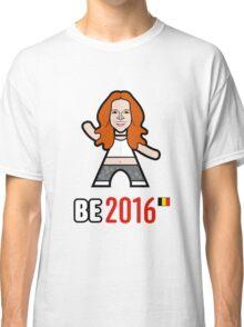 Belgium 2016 Classic T-Shirt