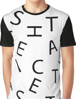 AESTHETIC Letters Graphic T-Shirt