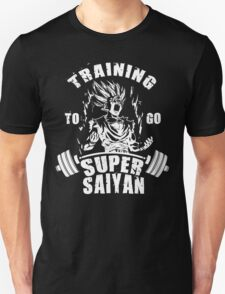 Training To Go Super Saiyan (Gohan) T-Shirt