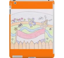 Dutch Folklore iPad Case/Skin