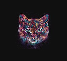 colorful cat Unisex T-Shirt