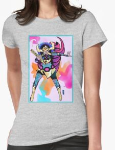 Big Barda Womens Fitted T-Shirt