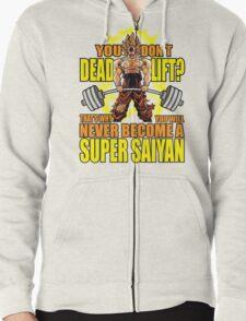 Do You Even Deadlift? (Goku) T-Shirt