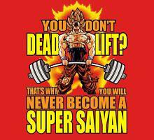 Do You Even Deadlift? (Goku) Unisex T-Shirt