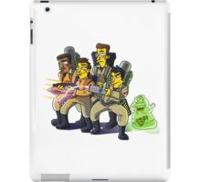 Ghostbusters iPad Case/Skin