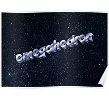 omegahedron Poster