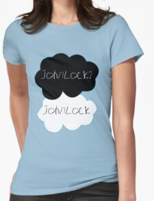 Johnlock? Johnlock Womens Fitted T-Shirt
