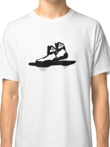 Hill Valley Hoverboard Champion Classic T-Shirt