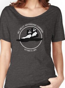 Hill Valley Hoverboard Champion Women's Relaxed Fit T-Shirt