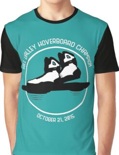 Hill Valley Hoverboard Champion Graphic T-Shirt