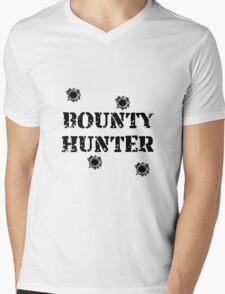 Bounty Hunter Mens V-Neck T-Shirt