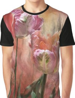 Tulips - Colors Of Love Graphic T-Shirt