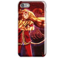Dash Ruby and her Beast Side iPhone Case/Skin