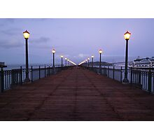 San Francisco bridge Photographic Print