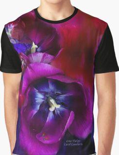 Love Tulips Graphic T-Shirt