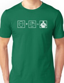 Sheldon's Lantern Equation Unisex T-Shirt