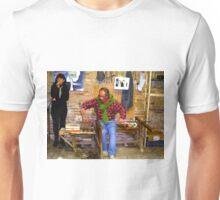 The master. Unisex T-Shirt