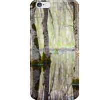 Forest in the swamp iPhone Case/Skin