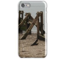 Broken Breakwater iPhone Case/Skin